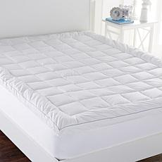"""As Is"" Concierge Collection Cooling Mattress Pad"
