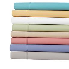 """As Is"" Concierge Collection Liquid Cotton 4-piece Sheet Set"