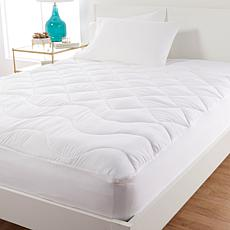 """""""As Is"""" Concierge Collection Zoned Mattress Pad"""