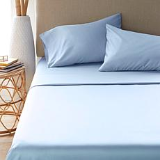 """As Is"" Concierge CoolPlus 4-pc 400 Thread Count Rayon from Bamboo ..."