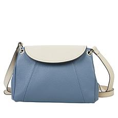 """As Is"" Danielle Nicole Leather Crossbody"