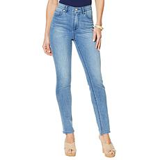 """As Is"" DG2 by Diane Gilman Classic Stretch Skinny Jean   - Basic"