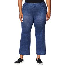 """""""As Is"""" DG2 by Diane Gilman """"DG Downtime"""" Wooley Booley Lounge Pant"""