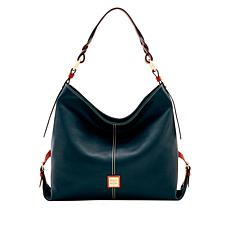 """As Is"" Dooney & Bourke Pebble Leather Medium Sac"