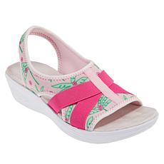 """As Is"" easy spirit Maize Stretch Slingback Sandal"