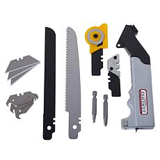 """""""As Is"""" Exactacut 15-piece Multi-Function Cutting Tool"""