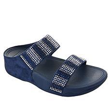 """As Is"" FitFlop Flare Strobe Slide Sandal"