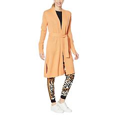 """""""As Is"""" G by Giuliana G-Soft Belted Duster Cardigan"""