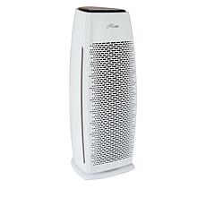 """""""As Is"""" Hunter True HEPA Tall Tower Air Purifier with EcoSilver Pre..."""