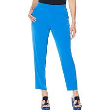 """""""As Is"""" IMAN City Chic Jogger Pant with Pockets"""