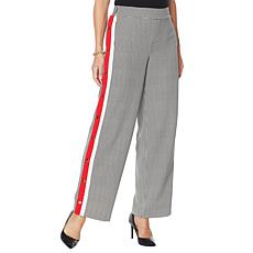 """As Is"" IMAN Global Chic Track Suit Pant"