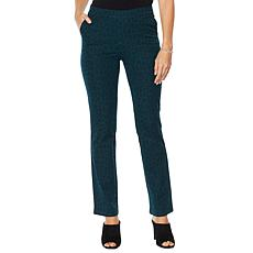 """""""As Is"""" Lemon Way Flawless Twill Pull-On Bootcut Pant"""