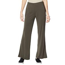 """""""As Is"""" MarlaWynne Luxe Jersey Basic Pant"""