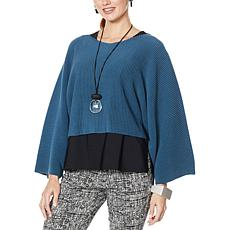 """As Is"" MarlaWynne Ottoman Popover"
