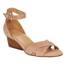 """As Is"" Naturalizer Caine Leather Sandal"
