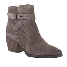 """As Is"" Naturalizer Fenya Suede Ankle Boot"