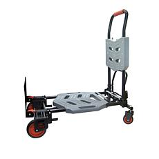"""""""As Is"""" Our Smart Solutions Folding Dolly Garden Cart"""