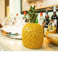 """""""As Is"""" Patricia Altschul Pineapple Ice Bucket"""