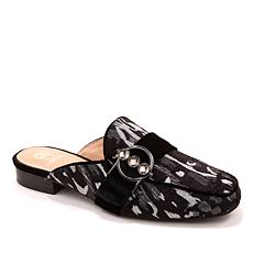 """As Is"" Rara Avis by Iris Apfel Lonnie Loafer Mule"
