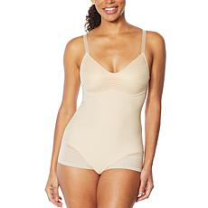 """""""As Is"""" Rhonda Shear Bodysuit with Molded Cups"""