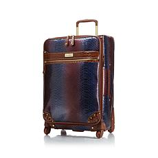 """As Is"" Samantha Brown Ombre Collection 26"" Expandable Upright Spinner"