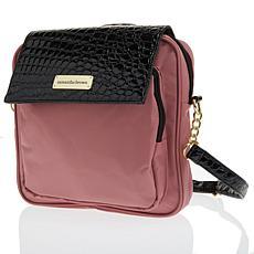 """As Is"" Samantha Brown RFID Crossbody Bag"