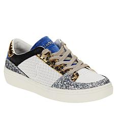 """As Is"" Skechers Goldie Sparkle Safari Lace-Up Sneaker"