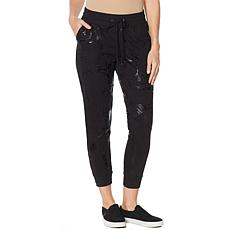 """""""As Is"""" Skinnygirl Laugh French Terry Jogger Pant"""