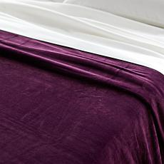 """As Is"" Soft & Cozy Premium Plush Blanket - Full/Queen"