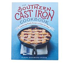 """As Is"" ""The Southern Cast Iron Cookbook"" Handsigned Cookbook"