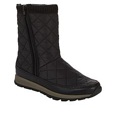"""As Is"" Tony Little Cheeks® Fit Body Quilted Boot with Energy Pads"