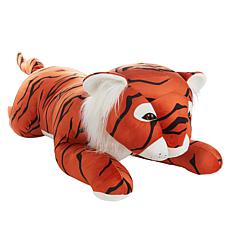 """""""As Is"""" Warm & Cozy Super Soft Animal Character Body Pillow"""