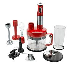 """""""As Is"""" Wolfgang Puck 7-in-1 Immersion Blender with 12-Cup Food Pro..."""