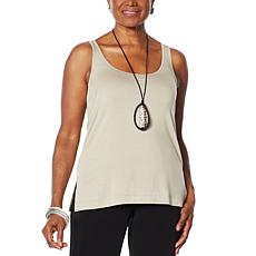"""""""As Is"""" WynneLayers 2-pack Stretch Blend Tank"""