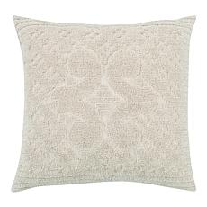 Ashton 100% Cotton Tufted Chenille Sham - Euro
