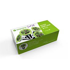 Aspara KLB0001 8-capsule Seed Kit - Mixed Baby Leaf