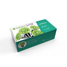 Aspara KMM0001 8-capsule Seed Kit - Mizuna