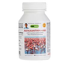 Astaxanthin 4000 - 30 Capsules
