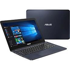 "ASUS 14""  AMD Quad-Core Processor, 4GB RAM, 64GB eMMC Laptop"