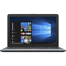"ASUS 15.6"" AMD A9 8GB RAM, 1TB HDD Ultra Slim Laptop"