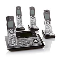 AT&T 4-pack Cordless Phones w/Digital Answering System