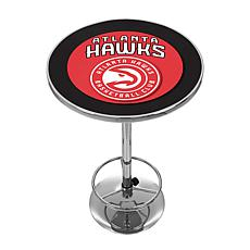 Atlanta Hawks NBA Chrome Pub Table