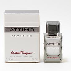 Attimo Pour Homme by Salvatore Ferragamo EDT Spray 2.0 oz.