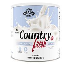 Augason Farms 29 oz. Can Instant Nonfat Powdered Milk