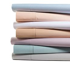 august & leo 100% Cotton 500TC Hemstitch 4-piece Sheet Set