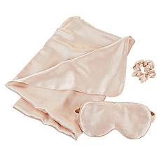 august & leo 100% Silk 3-piece Gift Set