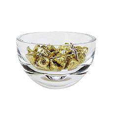 "Badash Penelope Mouth-Blown Lead-Free 6"" Crystal Bowl"