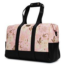 Badgley Mischka Essence Travel Tote Weekender Bag