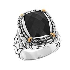 Bali Designs 5ct Black Onyx Ring