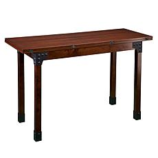 Balton  Flip-Top Convertible Console to Dining Table